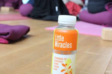 Little Miracles beim Detox-Event in Hamburg