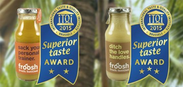 2015, Superior taste AWARD, Winner